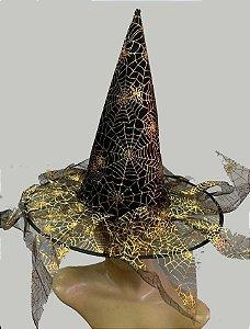 Chapeu de Bruxa n. 1 adulto