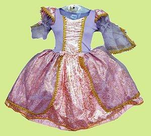 Vestido Princesa Brisa