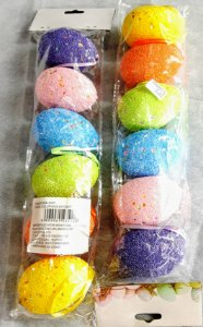 Ovos Decorativos coloridos
