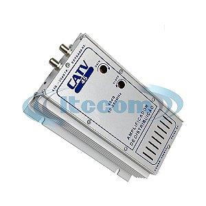 Amplificador de Potência 550MHz 45dB