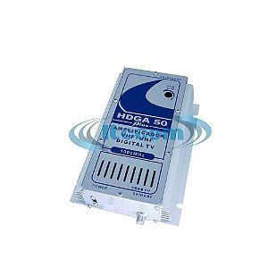 Amplificador de Potência 1Ghz 50dB
