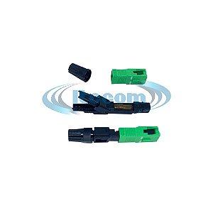 Conector Óptico SC/APC