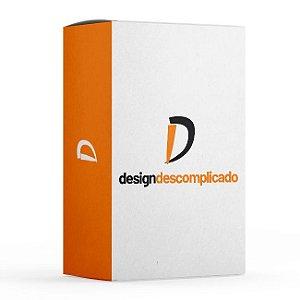 Curso Photoshop e Comunidadede  Designer