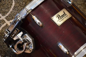 Bateria Pearl Sessions Shell Pack 12 - 13 - 16 - 22