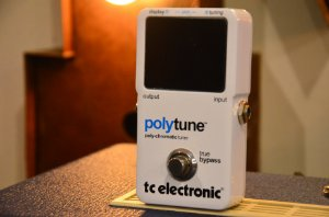 Pedal TC Eletronic Polytune