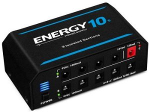 Landscape Energy 10 - Fonte para Pedais