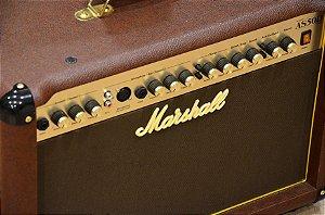 Amplificador Marshall AS50D P/ Acústicos