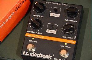 Pedal TC Eletronic Vintage Delay