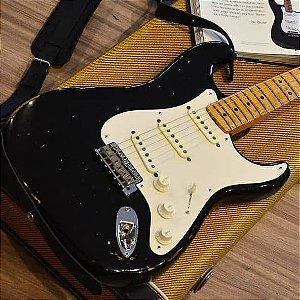 Guitarra Fender 'Blackie' Stratocaster LDM #006