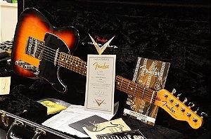 Guitarra Fender Custom Deluxe Telecaster NOS