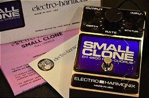 Pedal EHX Small Clone