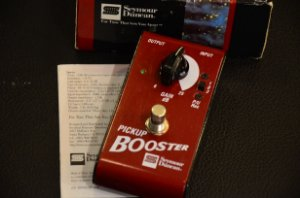 Pedal Seymour Duncan Pickup Booster