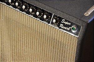 Amplificador Super Reverb 1981