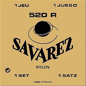 Encordoamento Savarez 520 R Média