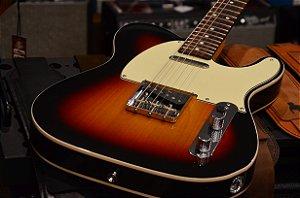 Guitarra Squier 60 Custom Telecaster (semi-nova)
