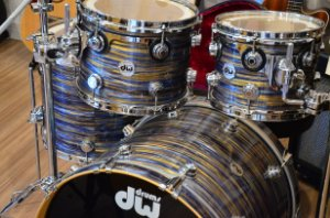 """Bateria DW Collectors  22"""" 10"""" 12"""" 16"""" Shell Pack"""