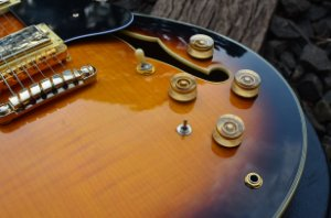 Guitarra Ibanez John Scotield JSM10
