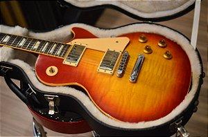 "Guitarra Gibson Les Paul Standard Heritage Cherry Sunburst ""Tone Chambers"""""