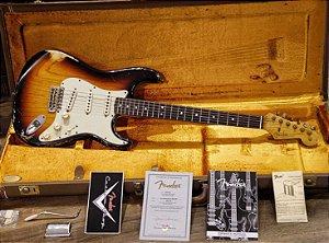 Guitarra Fender Stratocaster 1965 Masterbuilt Yuri Shishkov