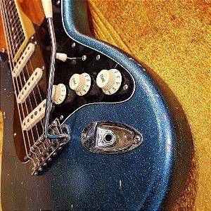 Guitarra Velha Guitarra Strat`65