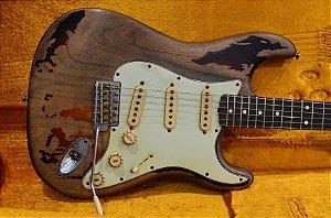 Guitarra Fender Stratocaster Custom Shop Rory Gallagher
