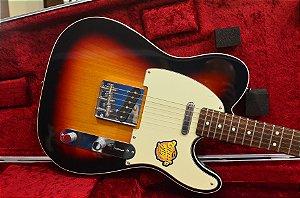 Guitarra Squier Telecaster Custom `60s Classic Vibe