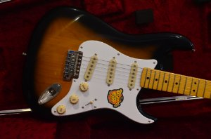 Guitarra Squier Stratocaster ´50s Classic Vibe