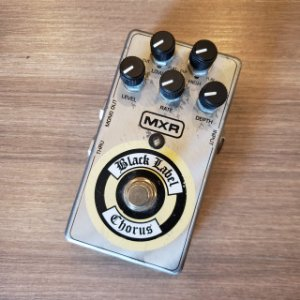 Pedal MXR Black Label Chorus