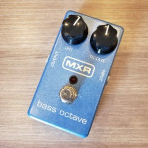 Pedal MXR Bass Octave