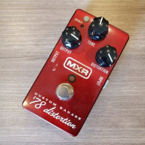 Pedal MXR Custom Badass ´78 Distortion