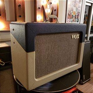 Amplificador VOX AC15 TV Blue & Cream Limited Edition