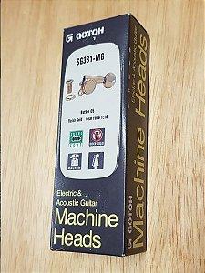 Tarraxa Gotoh 6l Magnum Lock Trava Sg381-05 Mg Dourada