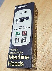 Tarraxa Gotoh 6l Magnum Lock Trava Sg381-05 Mg Cosmo Black