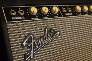 Amplificador Fender Vibrolux Reverb Amp