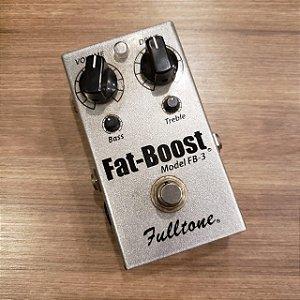 Pedal Fulltone Fat-Boost FB-3