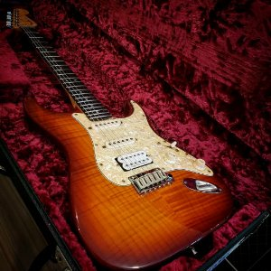 Guitarra Fender Stratocaster Contemporary Custom Shop
