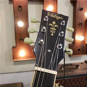 Guitarra Vintage V100 TBK