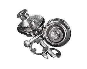 Straplock Dunlop´Dual Design Níquel – SLS1031N