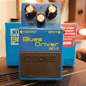 Pedal BOSS Blues Driver BD-2 (usado)