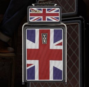 Amplificador VOX Superbeetle Union Jack