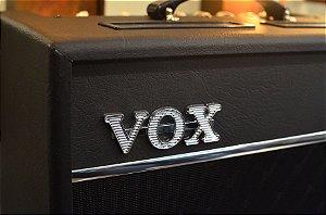 Amplificador VOX Valvetronix 80+ com VFS5 Footswitch