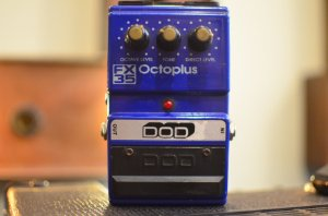 Pedal DOD Octoplus FX35 Made in USA