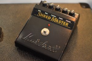 Pedal Marshall Shred Master - Made in England