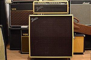 Amplificador Fender Tone Master + Gabinete Fender Super Sonic 412