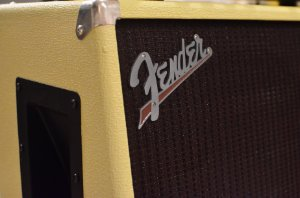 Caixa Fender Super Sonic 100 412 Blonde