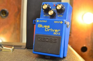 Pedal BOSS Blues Driver BD-2