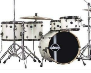 Bateria DDrum Domínion Limited Edition Shell Pack