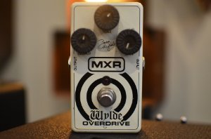 Pedal MXR Zakk Wylde Overdrive