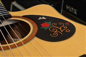 Violão 91 Guitars PD14 c/ Escudo PG-91 Sara