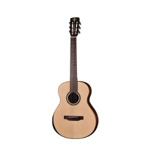 Violão Crafter Baby Solid Spruce B/S Walnut EQ S1 Bag